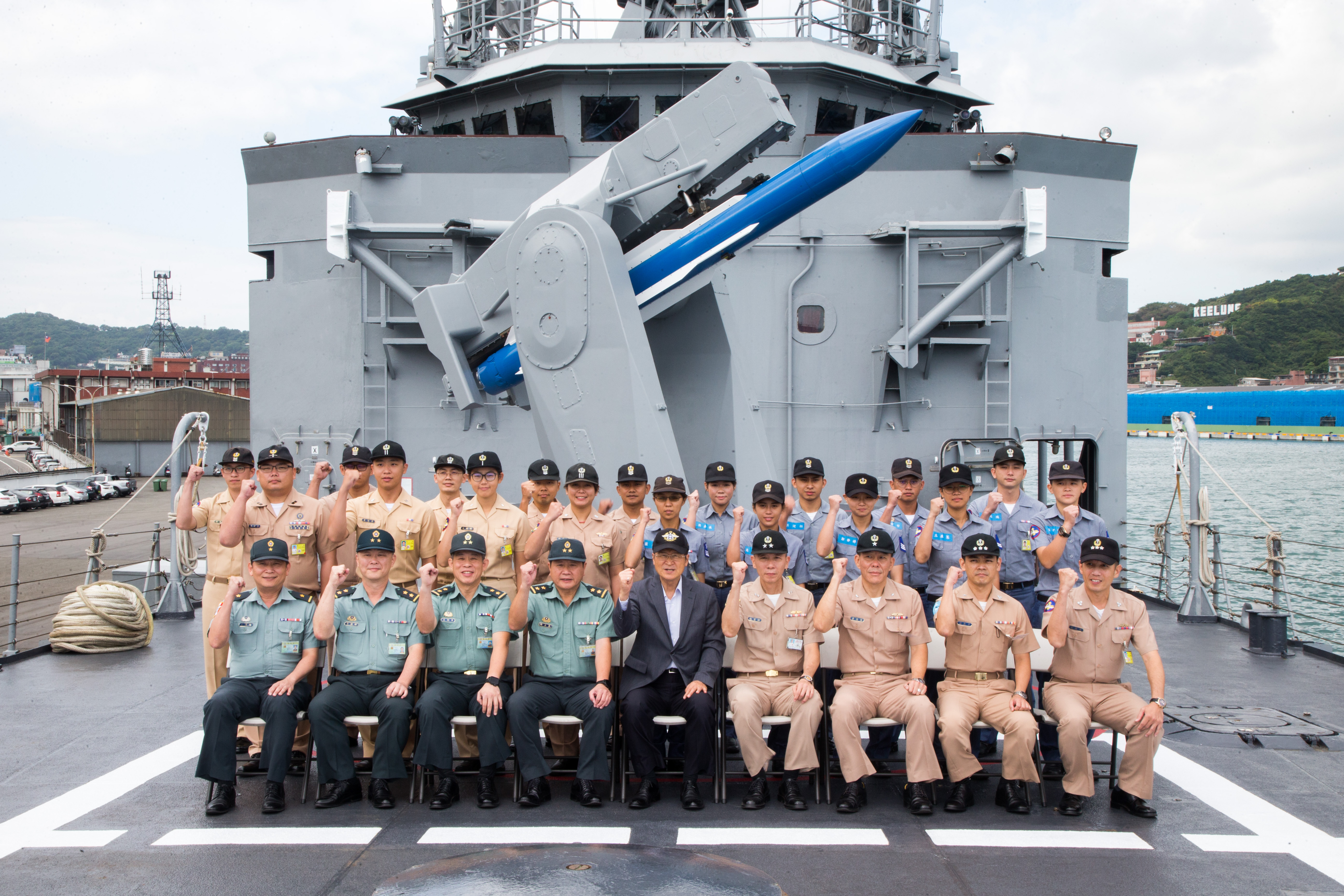 MINDEF Inspects Northern Unit and Recognizes Their Devotion