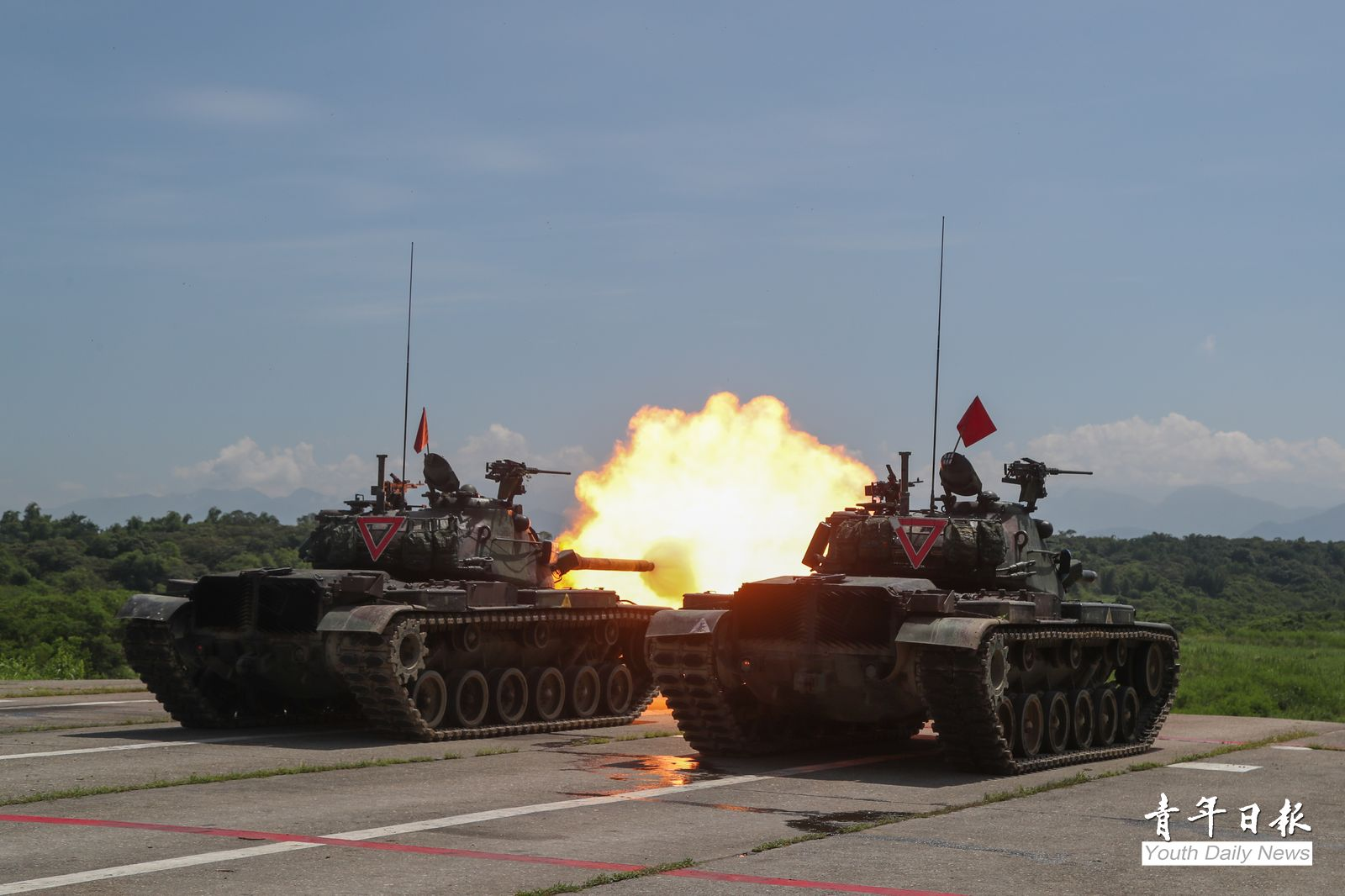 564th Armor Brigade's Combined Arms Battalion Demonstrated Training Outcome in Its Readiness Test