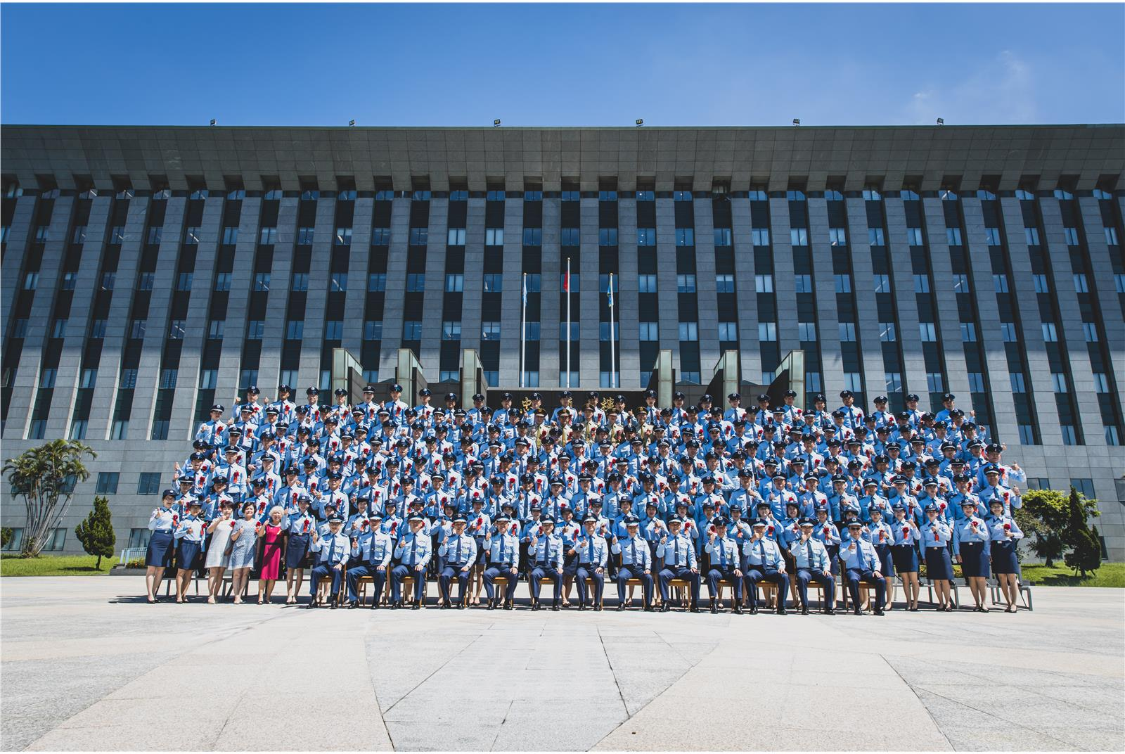 Air Force celebrates the 814 Victory and preserves heritage