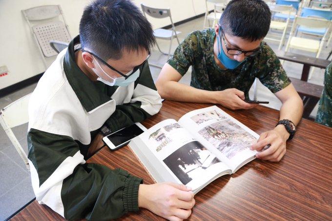 Army 601st Aviation Brigade started a multimedia club