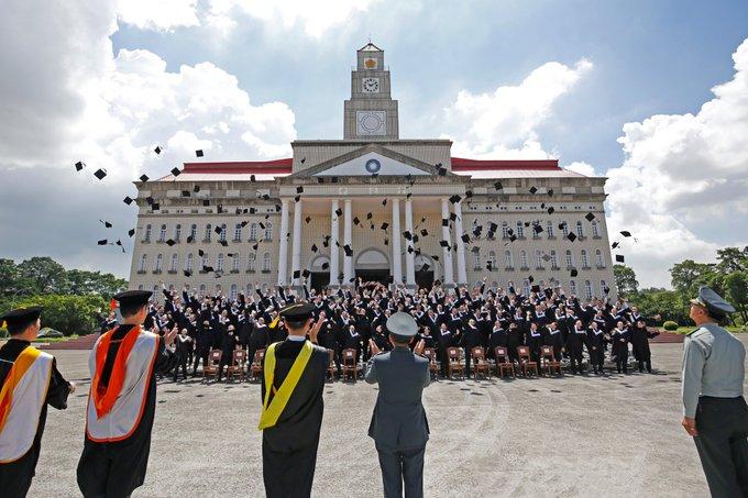 On 6/5, the ROCMA held Class 2020 Diploma Awarding Ceremony