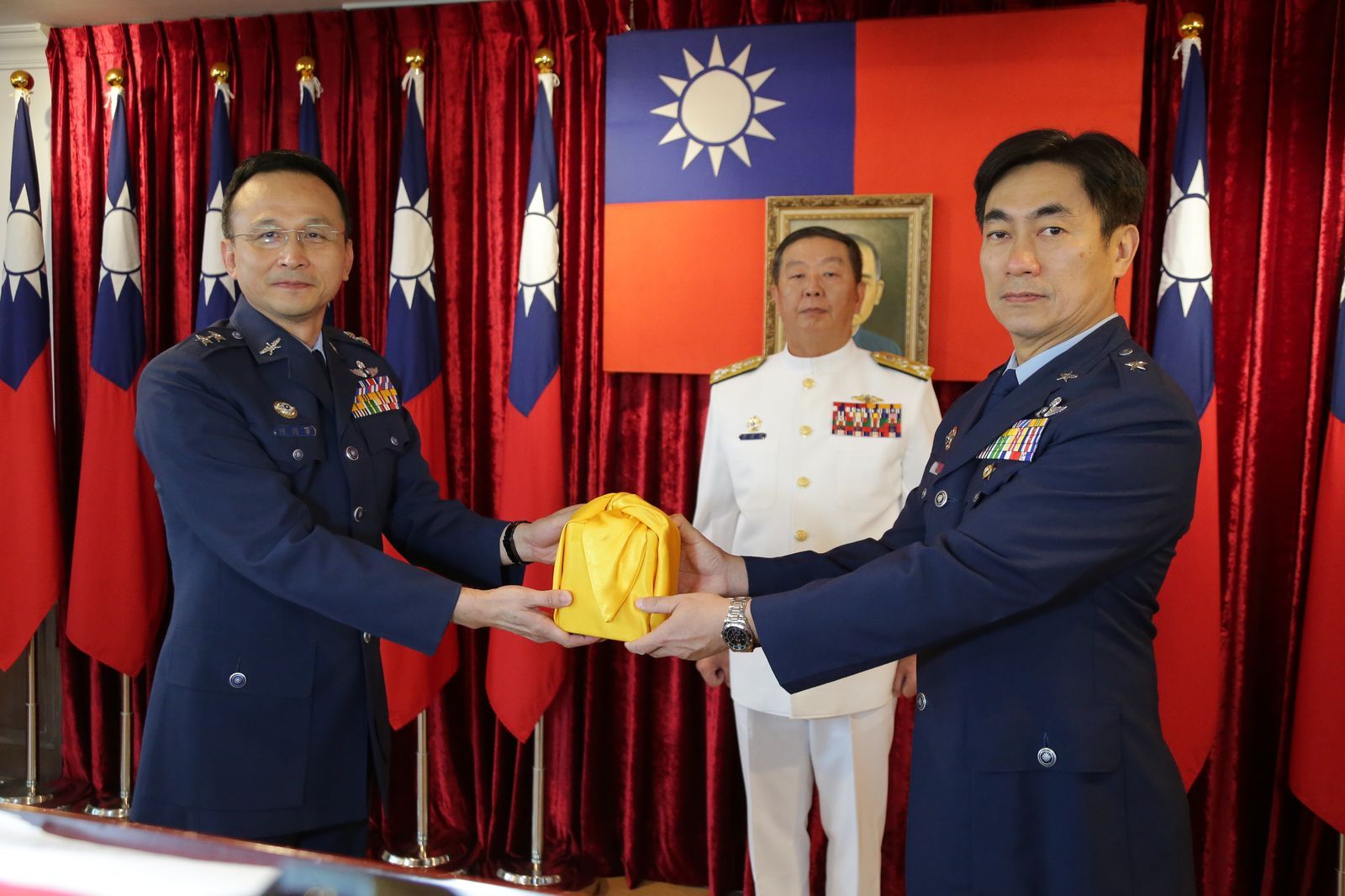 The CGS presided inauguration ceremony of DCGS/INTEL