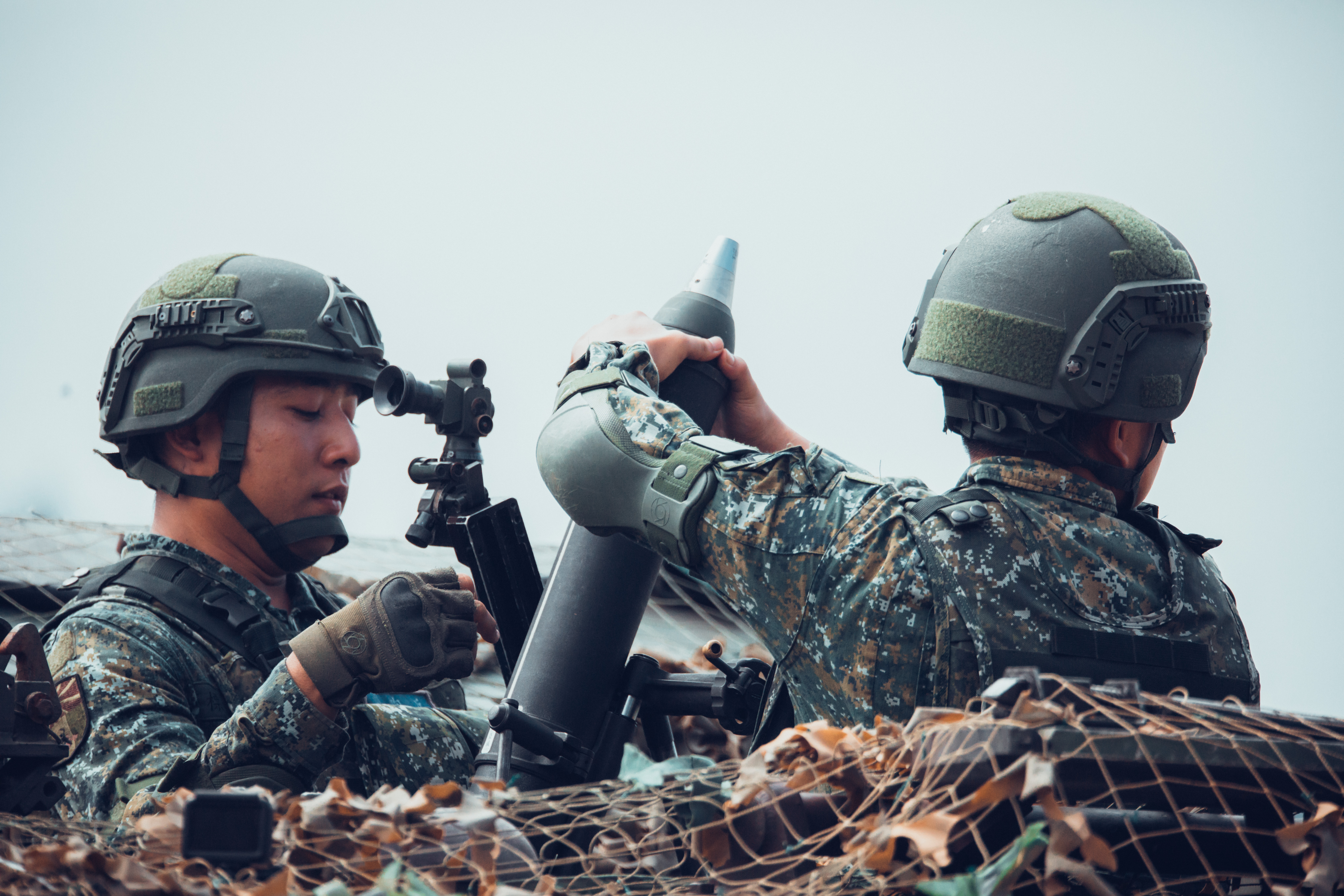 Dongyin Area Command Drill Evaluates Counter Landing Efforts
