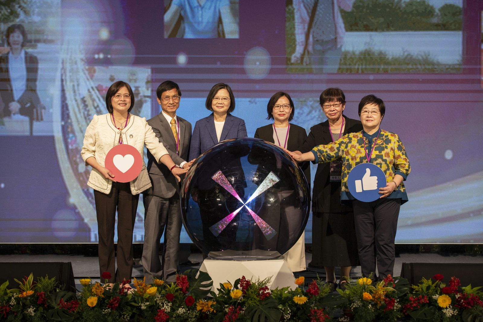 Professional Social Workers Awarded, 3 of them are from TSGH