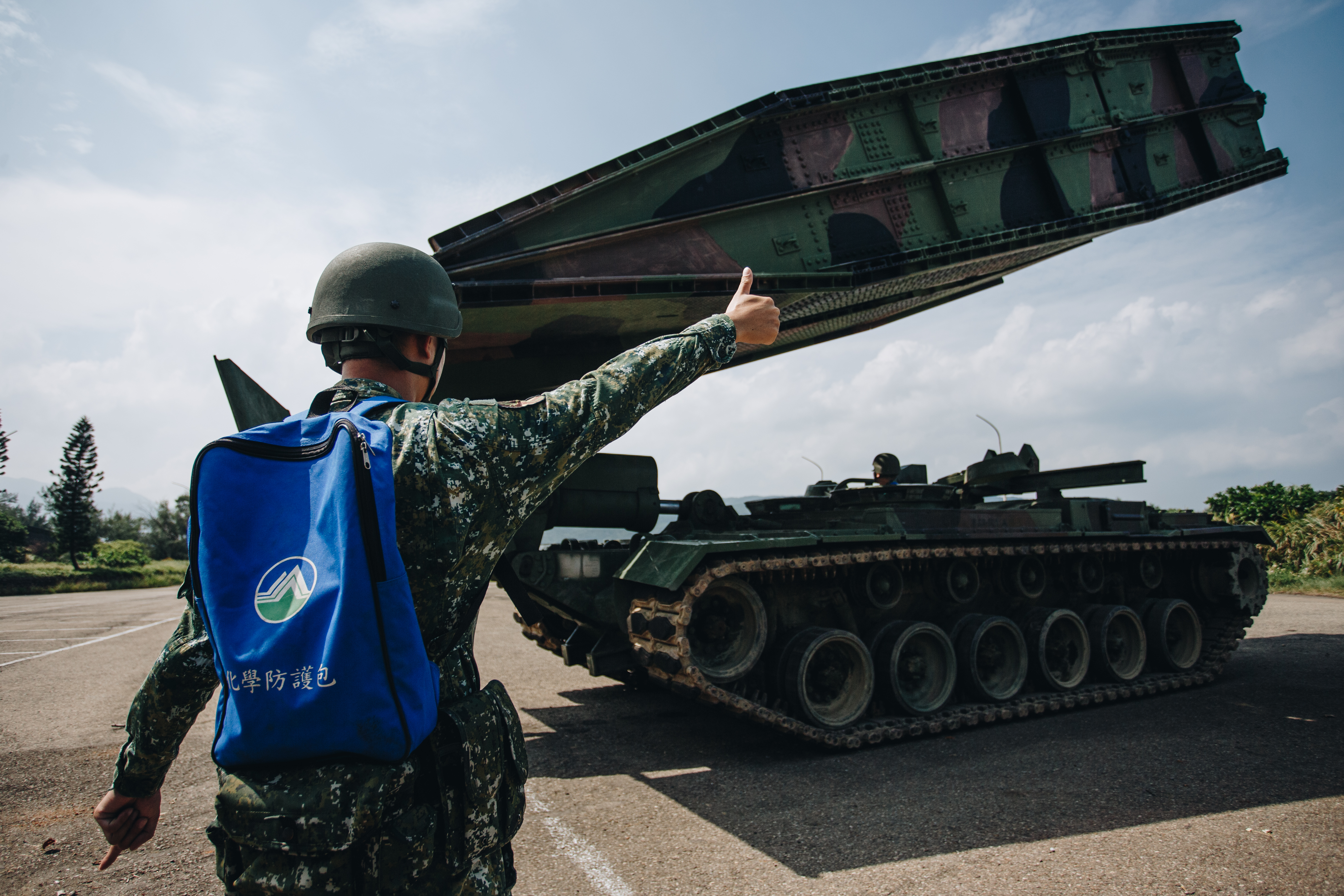 ROC Armed Forces Showcases Responding Capabilities in Nuclear Security 26 Exercise