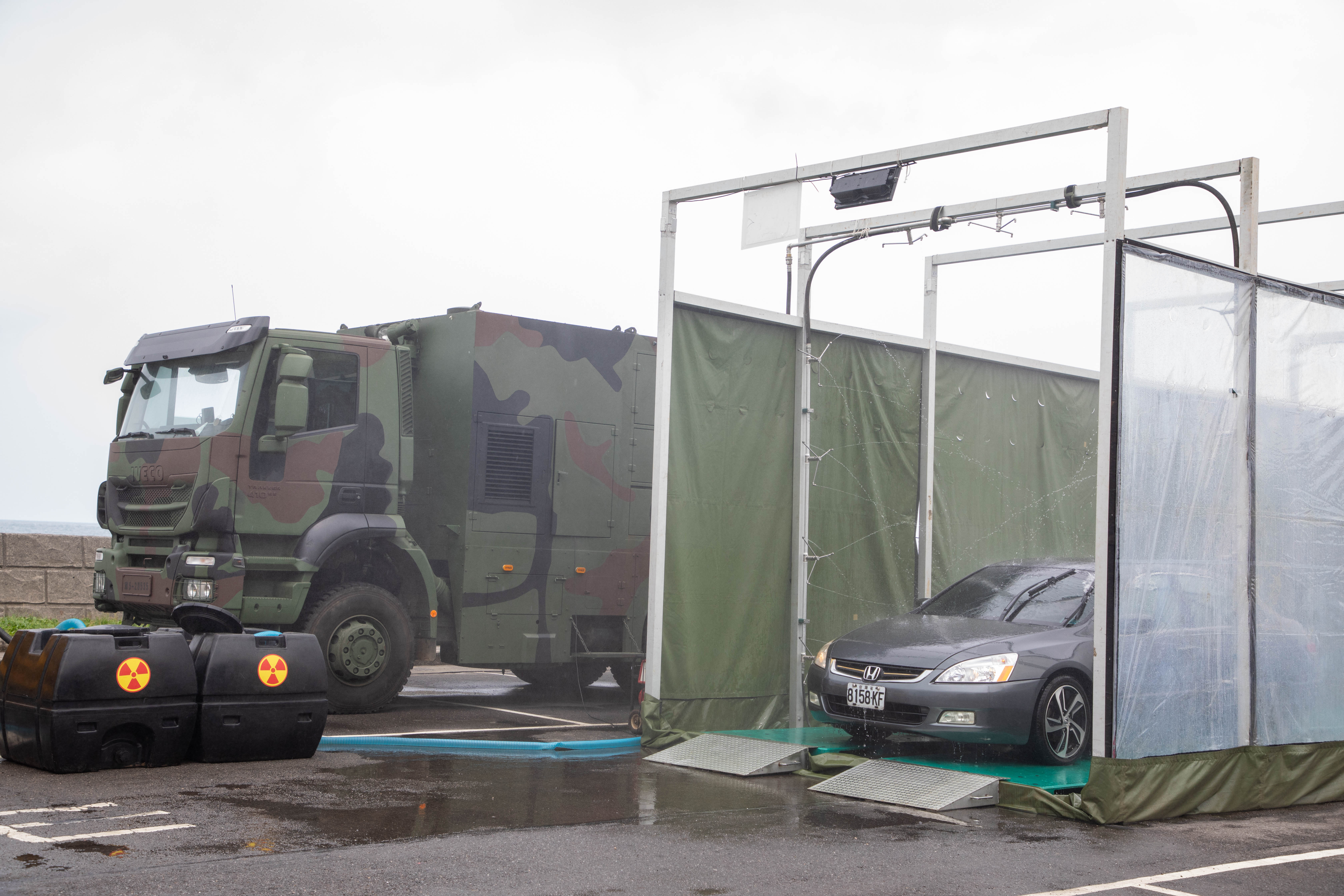Nuclear Security No. 26 Drill Testes Military's Response Capacity