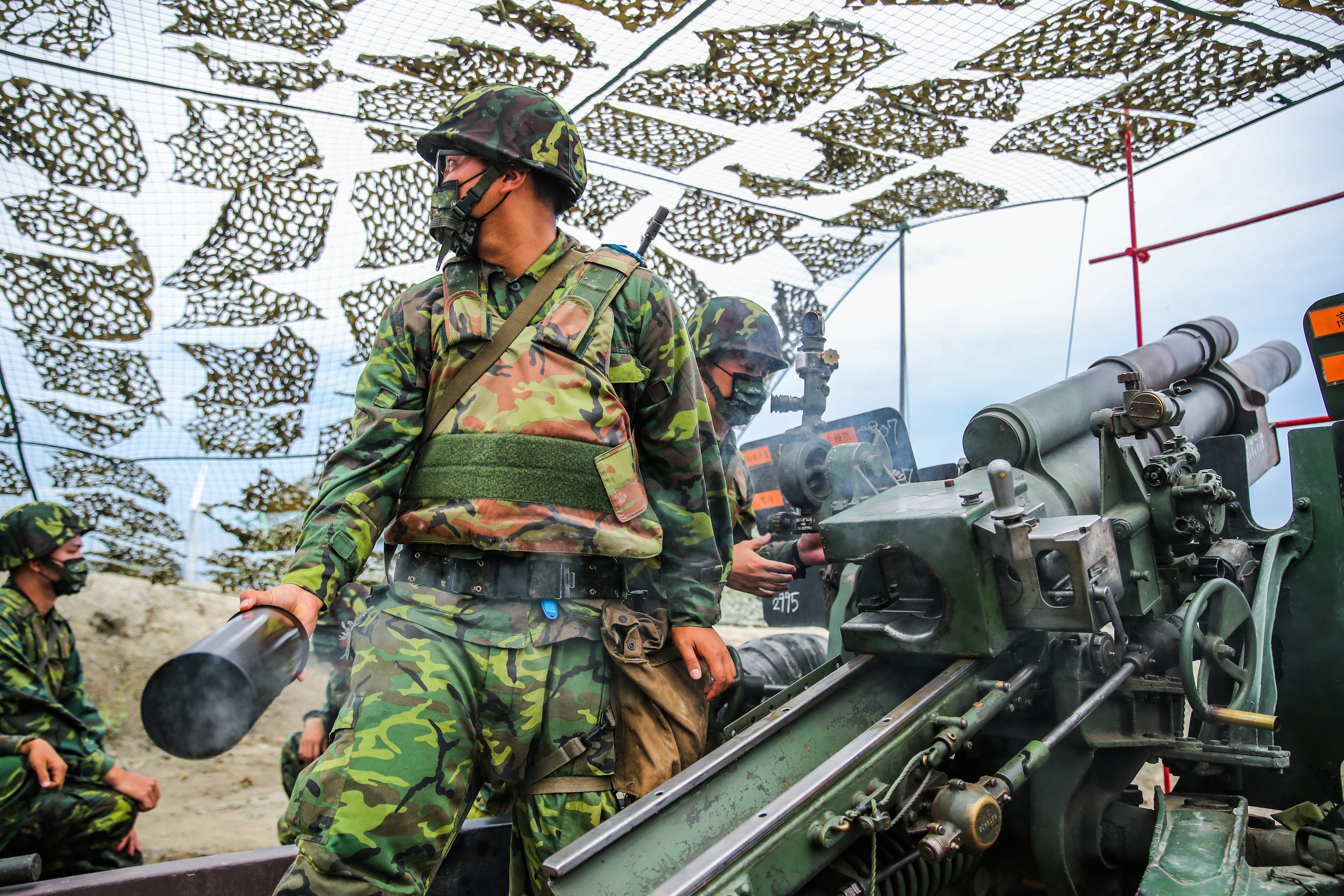 MND 5-year Force Development Report Put Reserve Force Capability Enhancement as Focus