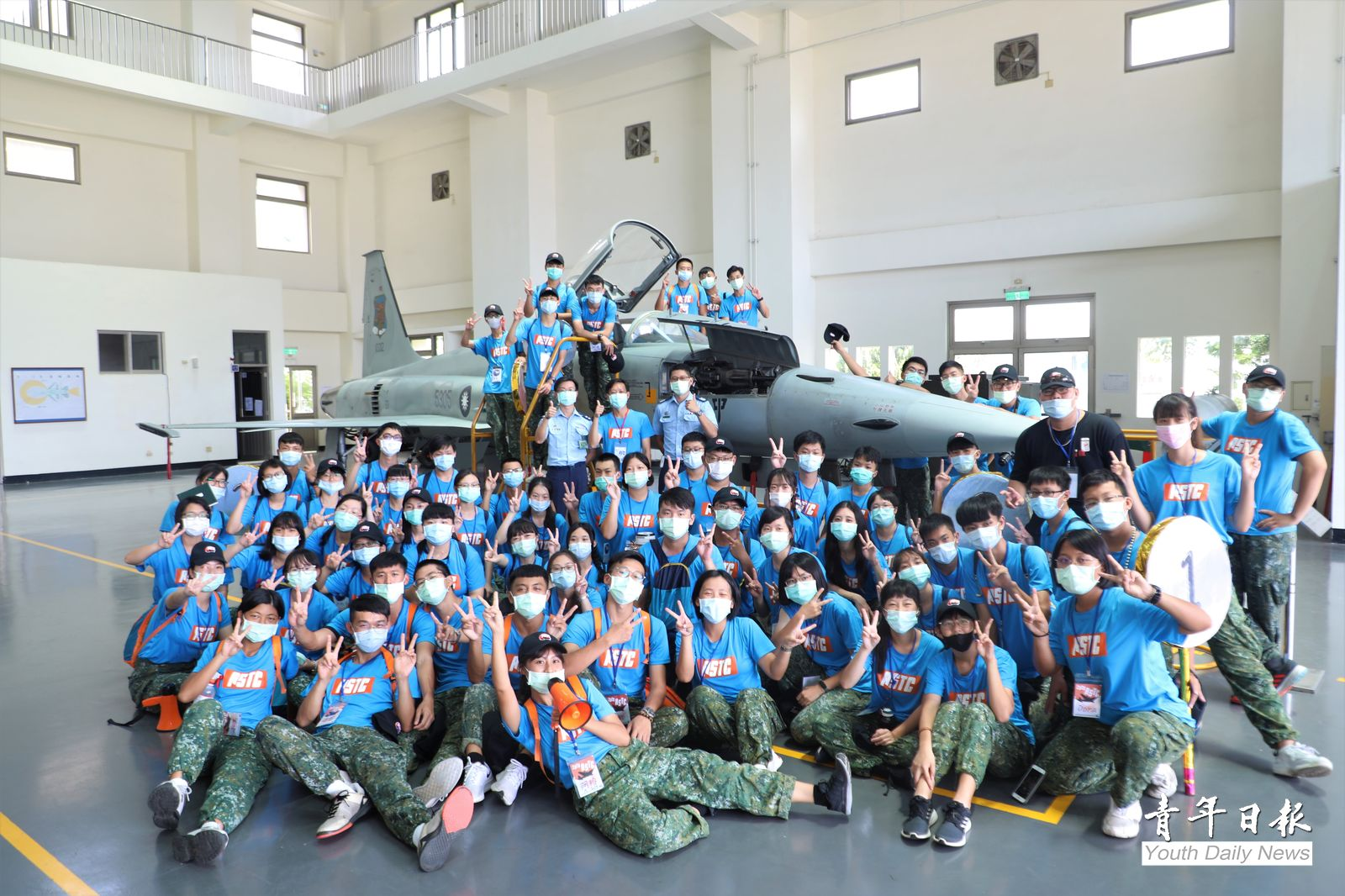 Aviation Science Experience Camp's Flight Simulation Entertained All Participants
