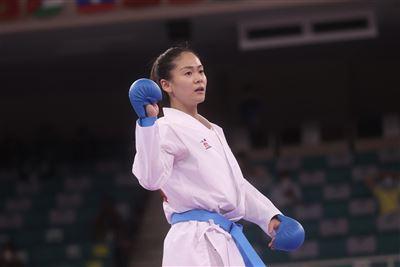 【東京奧運】文姿云獲銅牌蔡總統:對奧運選手無比欽佩