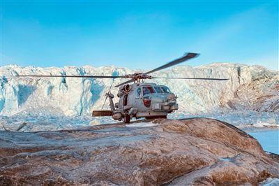 【武備巡禮】MH-60R海鷹反潛直升機 全球頂尖機種 執行多元任務