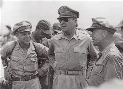 【戎裝名人錄】空中戰略與戰術先驅肯尼上將