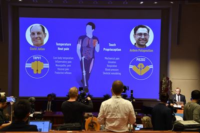 諾貝爾醫學獎揭曉 2美國學者獲獎