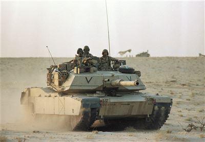 【戰史回顧】東距73之役美伊戰車大獵殺