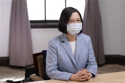 【國際護師節聯合慶祝大會】蔡總統:感謝護理人員專業奉獻全力防疫