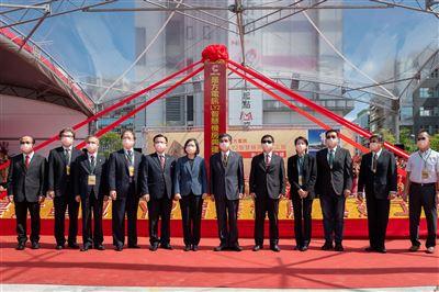 蔡總統:為臺灣打下數位轉型的堅實基礎 強化臺灣在印太地區的戰略地位