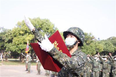 【榮耀印記】104旅志願士兵開訓精神抖擻