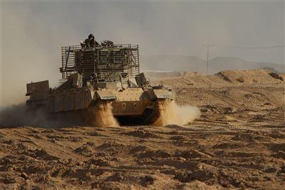 【軍事論壇】以色列軍備改裝技術獨步全球