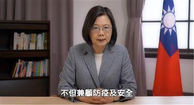 肯定海外十大傑青 蔡總統盼優秀青年讓臺灣走向世界