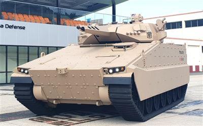 【武備巡禮】AS21赤背蛛步兵戰鬥車  功能、裝備先進 與山貓式競逐澳洲標案