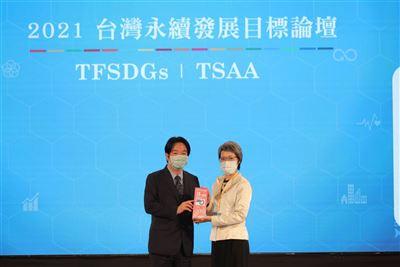 國泰人壽榮獲「TSAA臺灣永續行動獎」推動反毒教育不遺餘力
