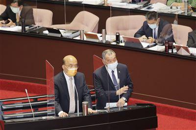 【111年度總預算案】國防預算增5.6%鞏固國家安全