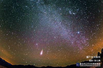 獵戶座流星雨極大期今晚登場