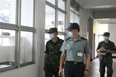 陸勤部指揮官期勉幹部用心經營 提升官兵生活水平