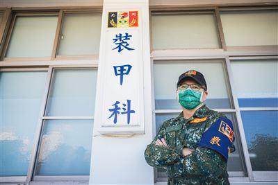 【584旅聯兵1營戰力測】官兵大家談:卓越戰力  深感欣慰