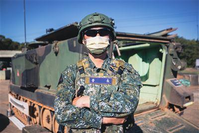 【584旅聯兵1營戰力測】官兵大家談:士氣高昂  專注訓練
