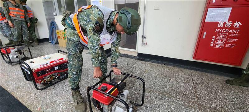 第4作戰區完善災防整備 應變救援1