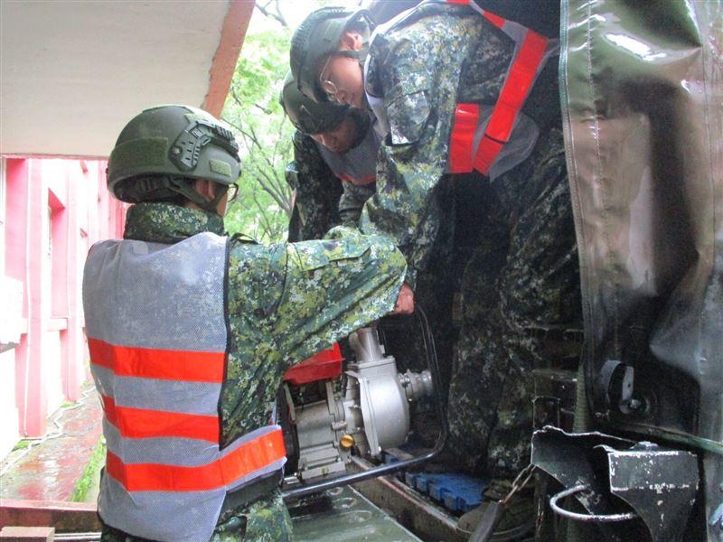 第4作戰區完善災防整備 應變救援2