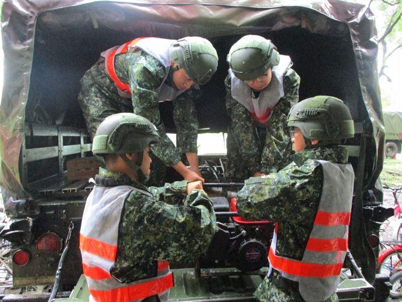 第4作戰區完善災防整備 應變救援5