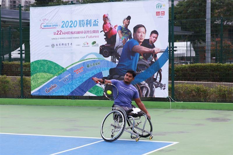勝利盃輪網賽臺中開打 馬來西亞雙雄來勢洶洶1