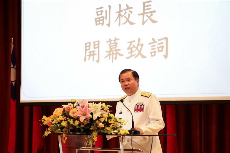 國防大學戰略社群聯合政軍兵推促進軍文學術交流1