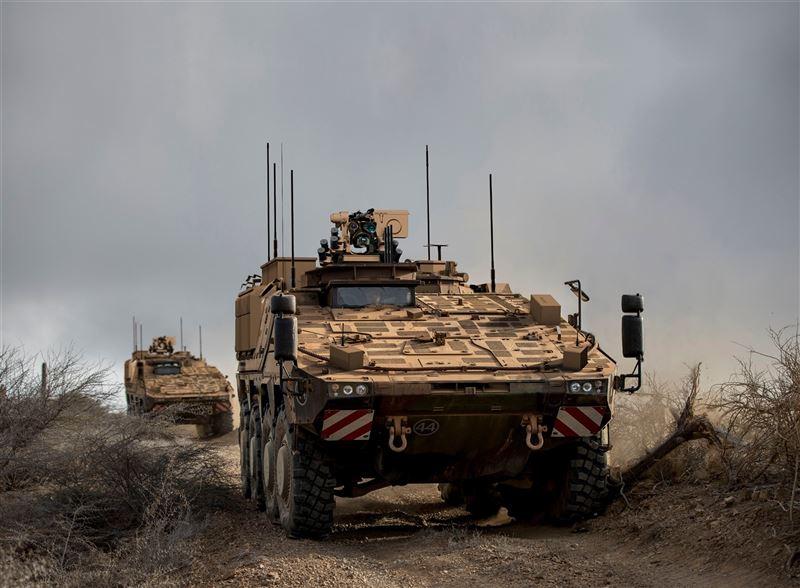 軍工技術轉移英朝自產「拳師」甲車目標邁進1