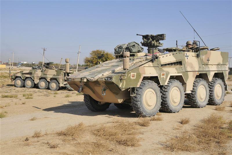 軍工技術轉移英朝自產「拳師」甲車目標邁進2
