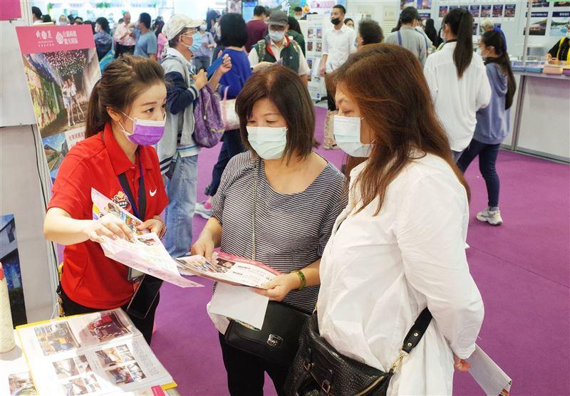 臺北旅展超殺行程搶客 住宿最低3折、星級餐券最低4.6折3