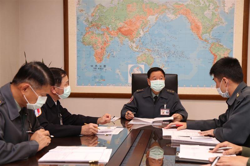 王信龍要求落實營區安全防護1