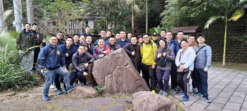海軍學院參訪後慈湖營區 學習前人軍事智慧1