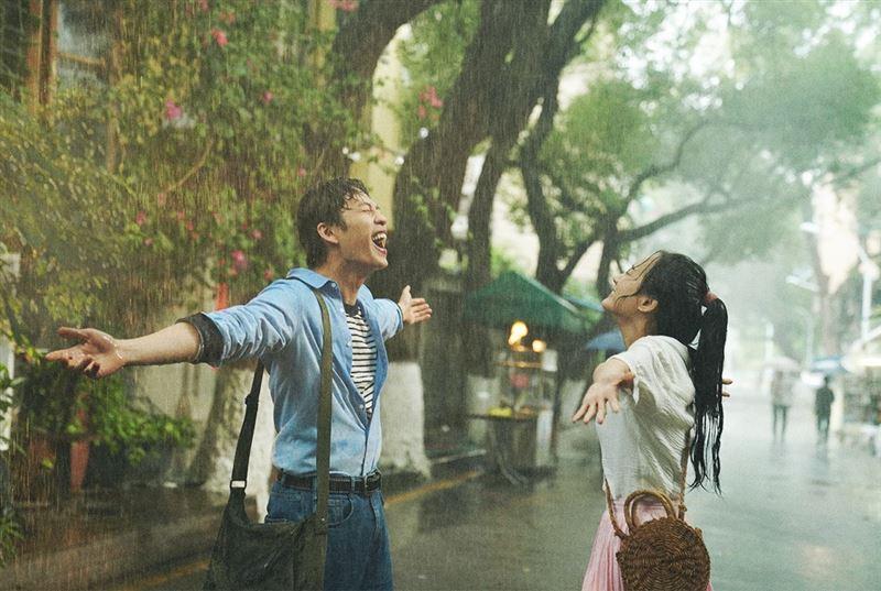 「愛人的本能」自然展現 李鴻其李一桐譜奇幻甜蜜戀曲2
