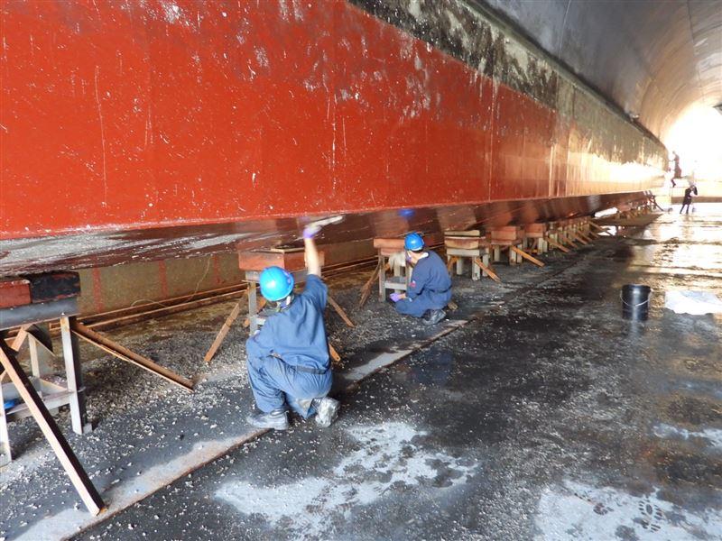 沱江軍艦入塢 維持作戰能量2