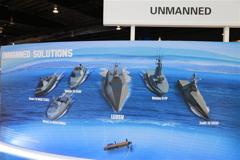 強化海事安全 新加坡測試AI輔助無人船2