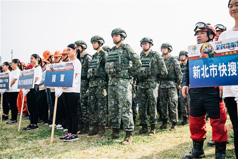 民安7號演習  3月11日嘉義市登場2