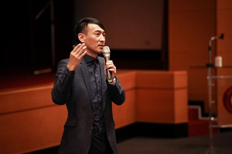 王信龍勉提升正能量營造友善環境2