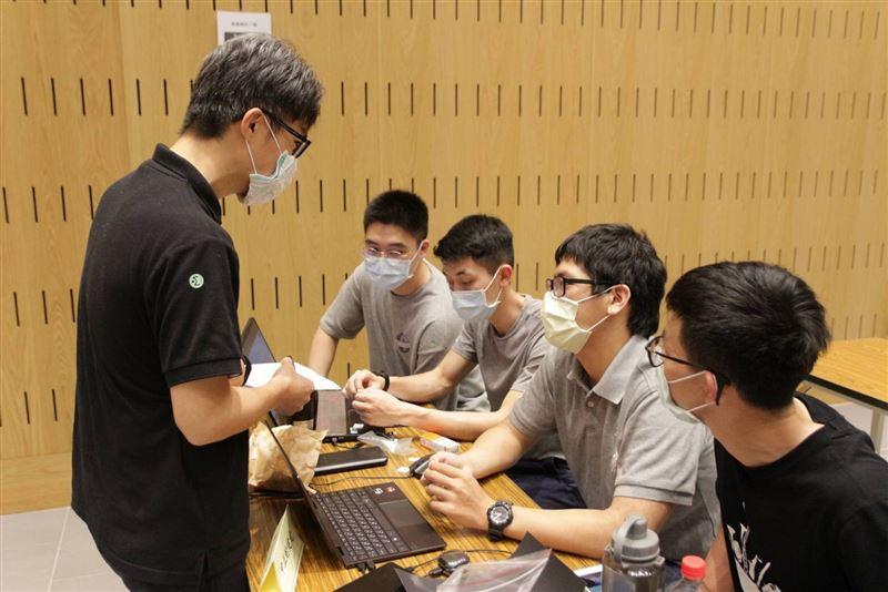領航無人機創意運用大賽 理工學院闖決選爭佳績3