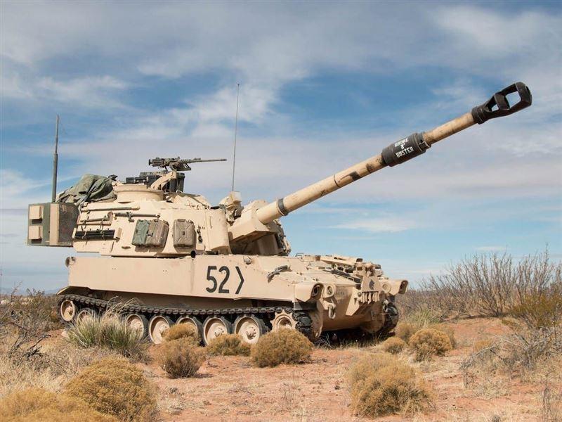【武備巡禮】M109A6帕拉丁自走砲快速打擊性能優異3