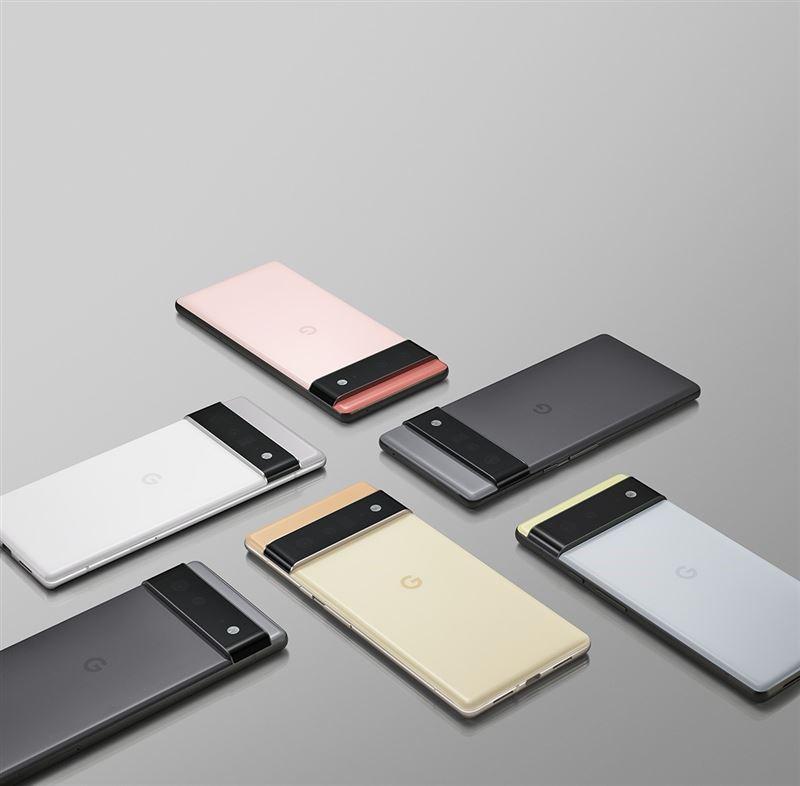 Google發表Pixel 6手機 搭載自家首款晶片系統1