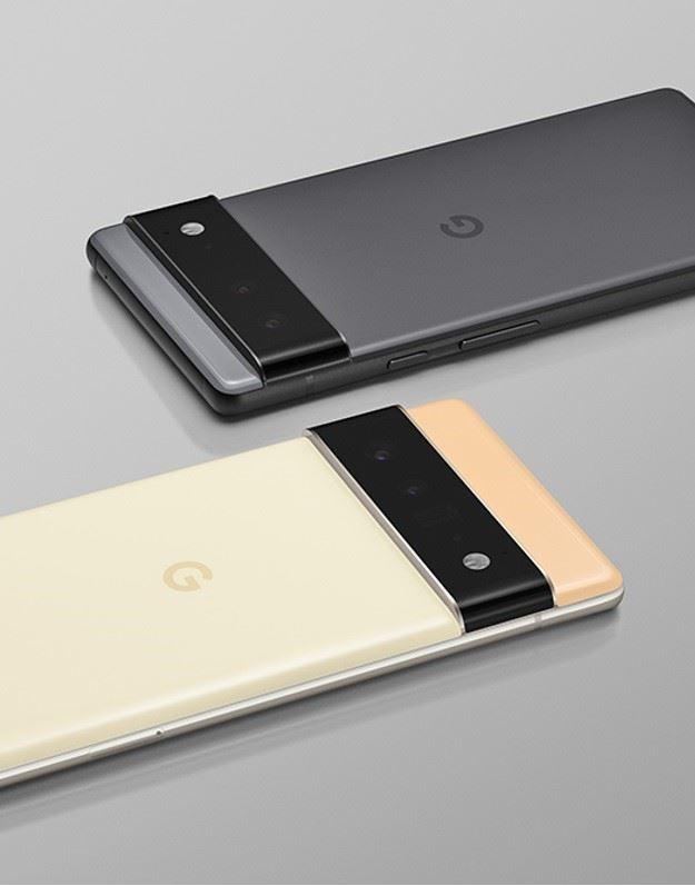 Google發表Pixel 6手機 搭載自家首款晶片系統2