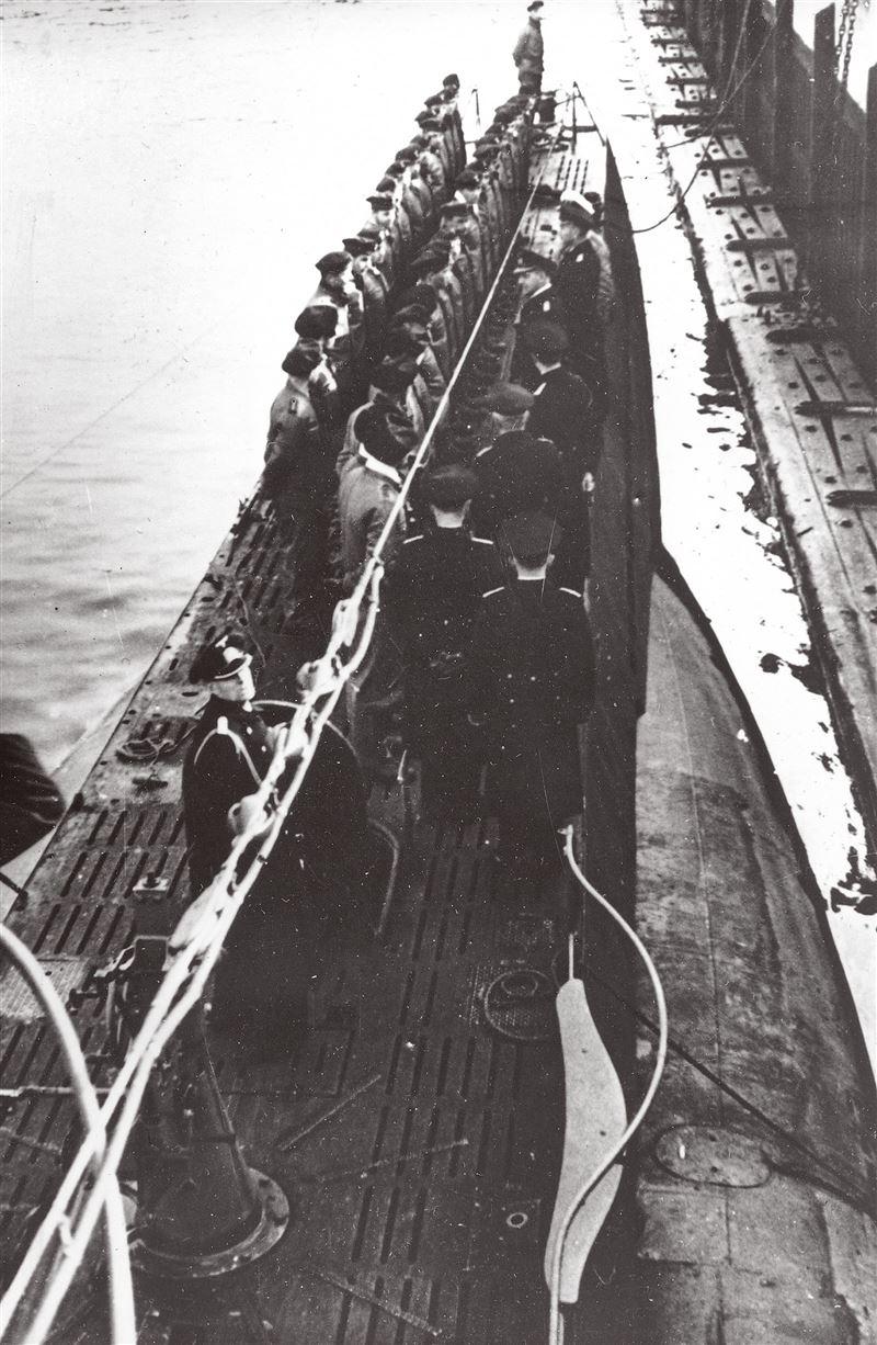 【戰史回顧】德潛艦大膽奇襲英軍雪恥復仇2